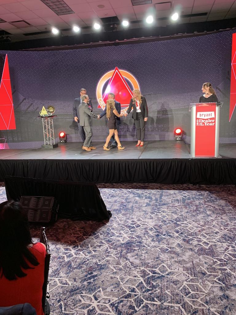 Circle of Champions Award
