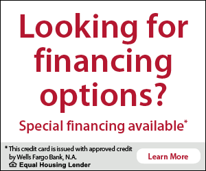 Wells Fargo Financing Options