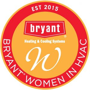 Women in HVAC Logo